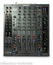 ALLEN & HEATH XONE 92 - 6 CHANNEL PRO DJ MIXER / XONE:92 / Authorized Dealer
