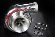 "TURBONETICS T4 60-1 TURBO CHARGER .58 BALL BEARING / 3"" v band exhaust"