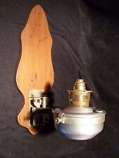 Aladdin Caboose Oil Lamp