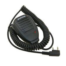 Baofeng Kommunikation Mikrofon Lautsprecher mit oder ohne Signalleuchten N4B9