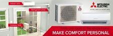 Mitsubishi 15K BTU, R410A MSZ-GL15NA-U1 - M-Series Indoor Heat Pump Inverter,