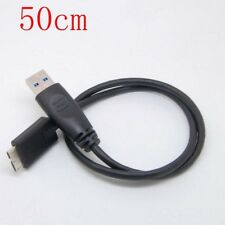 usb3.0 PC Charger+SYNC Cable For LaCie Rikiki 500GB 301949 1TB 301952 short 50cm