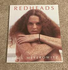 Redheads by Joel Meyerowitz (1991, Trade Paperback)