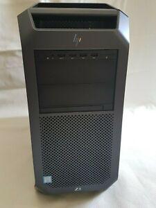 HP Z8 G4 Workstation, Intel Xeon GOLD 6132 2.6 GHz, 64 GO RAM DDR4