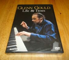 Glenn Gould - Life & Times - (Dvd, 1998) Classical Pianist Rare Brand New Sealed