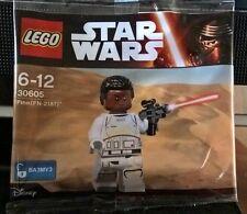 Lego Star Wars Finn FN-2187 Polybag New & Sealed (30605)