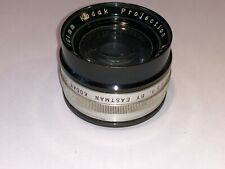 Kodak 161mm f4.5 Kodak Projection Anastigmat Lens