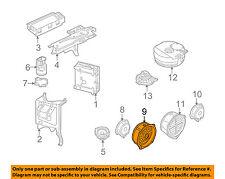 AUDI OEM 10-15 Q7 Stereo Audio Radio-Front Door Speaker 4L0035411