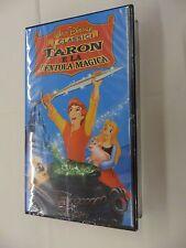 TARON e la PENTOLA MAGICA - WALT DISNEY videocasetta VHS  nuova