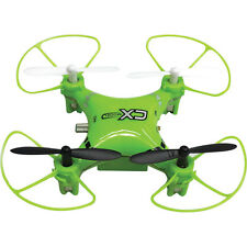 4 CHANNEL Mini QUAD COPTER GYRO DRONE AEROCRAFT BATTERY RC REMOTE CONTROL FLY
