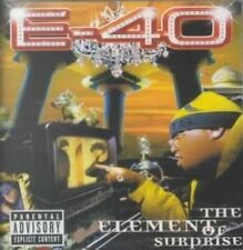 Element of Surprise 0012414164520 by E-40 CD