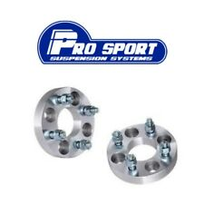2x 20mm Wheel Spacers 4x108 63.4 For Focus Mk1 Focus Mk2-RS HubCentric Alloy