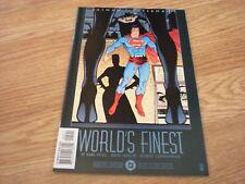 Batman & Superman: World'S Finest #5 (1999 Series) Dc Comics Vf/Nm