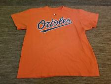 Baltimore Orioles 10 Adam Jones shirt sz L