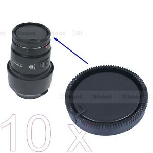 10 Rear Lens Cap Cover Protector for Sony Konica Minolta a Series Lens – Quality