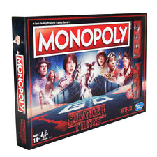 Hasbro Monopoly Stranger Things Edition Board Game C4550