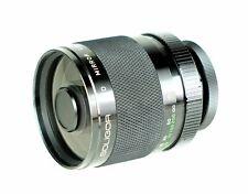Canon Fd Mirror Tele Soligor 500 MM 8,0 Top Dealer C/D Mirror Macro 1:4