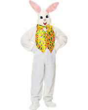 Morris Costumes Men's Mascots Easter Bunny Deluxe Outfit One Size. RU1630