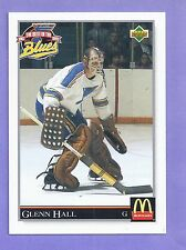 1992 St. Louis Blues McDonalds 25th Anniversary Team Set 28 Cards - Upper Deck