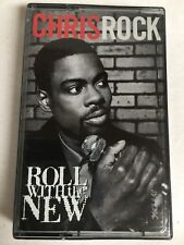 Chris Rock - Roll With the New (Cassette, 1997, Album) DRMC 50008