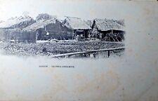 CARTE POSTALE ANCIENNE SAIGON   INDOCHINE  (VIETNAM)
