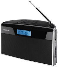 Grundig Music 81 Radio portatile Analogico Nero
