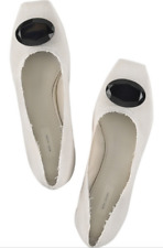 Marc Jacobs Gem-embellished canvas flats , size 40,5