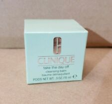 Clinique❤TAKE THE DAY OFF❤Cleansing Balm Lightweight All Skin❤0.5 oz/15mL