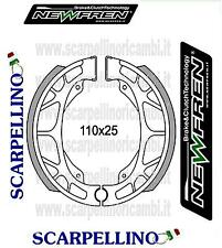 GANASCE FRENO NEWFREN KYMCO DJX 50 cc dal 1991  GF0255 -BRAKE- R.O 00156013