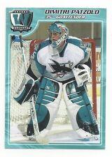 2006-07 Worcester Sharks Dimitri Patzold (Straubing Tigers)
