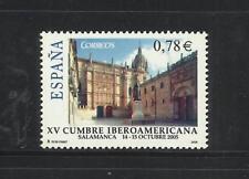ESPAÑA. Año: 2005. Tema: XV CUMBRE IBEROAMERICANA.
