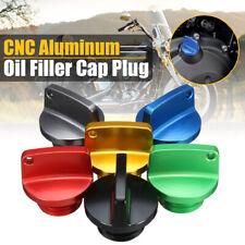 CNC Öl Filter Deckel Verschluss Kappe Stopfen Für Kawasaki Ninja Honda