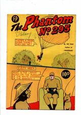 NEW ZEALAND  PHANTOM NO  295 (HIGH GRADE) BY FEATURE PRODUCTIONS 1959