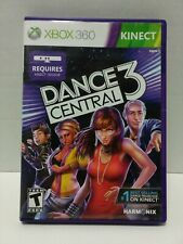 Dance Central 3 Xbox 360 Game Kinect Complete