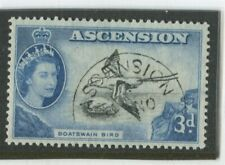 Ascension Stamps Scott #67 Used,Fine-VF (X4964N)