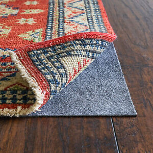 "RUGPADUSA - RugPro - 1/16"" Thick - Felt and Rubber - Ultra Slim Non-Slip Rug Pad"