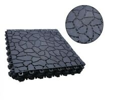 FELTON Bathroom Anti-Slip Marble Floor Mat (6pcs) SAFETY PROTECTION RECOMMENDED