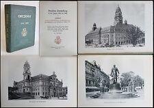 Juge-Dresde développement dans les années 1903 à 1909. publication commémorative -1910 xz