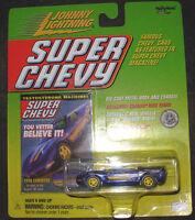 1998 Chevy Corvette 1:64 Super Chevy Magazine Aug 1998