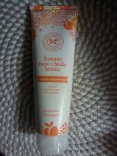 THE HONEST CO~~FACE + BODY LOTION~~APRICOT KISS 8.5 OZ SEALED !!
