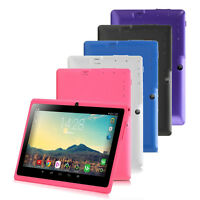 "iRulu 7"" 16G Android 6.0 Tablet PC Quad Core Dual Camera Wifi Bluetooth 1.5GHz"