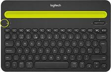 Logitech 920-006342 Bluetooth Multi-Device Keyboard K480 Black - BRAND NEW
