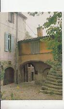 BF31576 villeneuvette herault le porche de la calade  france front/back image