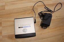 Linksys 8 porta rete Gigabit Switch sd2008 tecnicamente in ordine buono stato