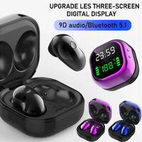 Bluetooth Earbuds Wireless Earphones Waterproof for Samsung Android iPhone