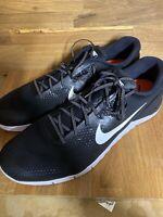 Size 21 Nike Men's Metcon 4 TB Training Shoes Black White AH7455-002