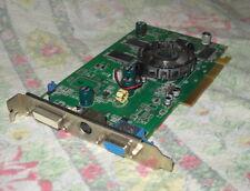 SCHEDA VIDEO AGP SAPPHIRE RADEON 256MB R9550 DDR AGP VGA/TVO/DVI-I