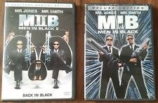 New listing Men In Black 1 & 2 Dvd movie Lot starring Will Smith, Tommy Lee Jones