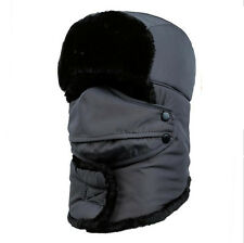 Motorcycle Thermal Fleece Balaclava Neck Winter Ski Full Face Mask Cap Cover Hot