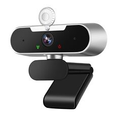 1080P Webcam With Noise Eduction Microphone ,Plug and Play Web Camera,Auto F hg